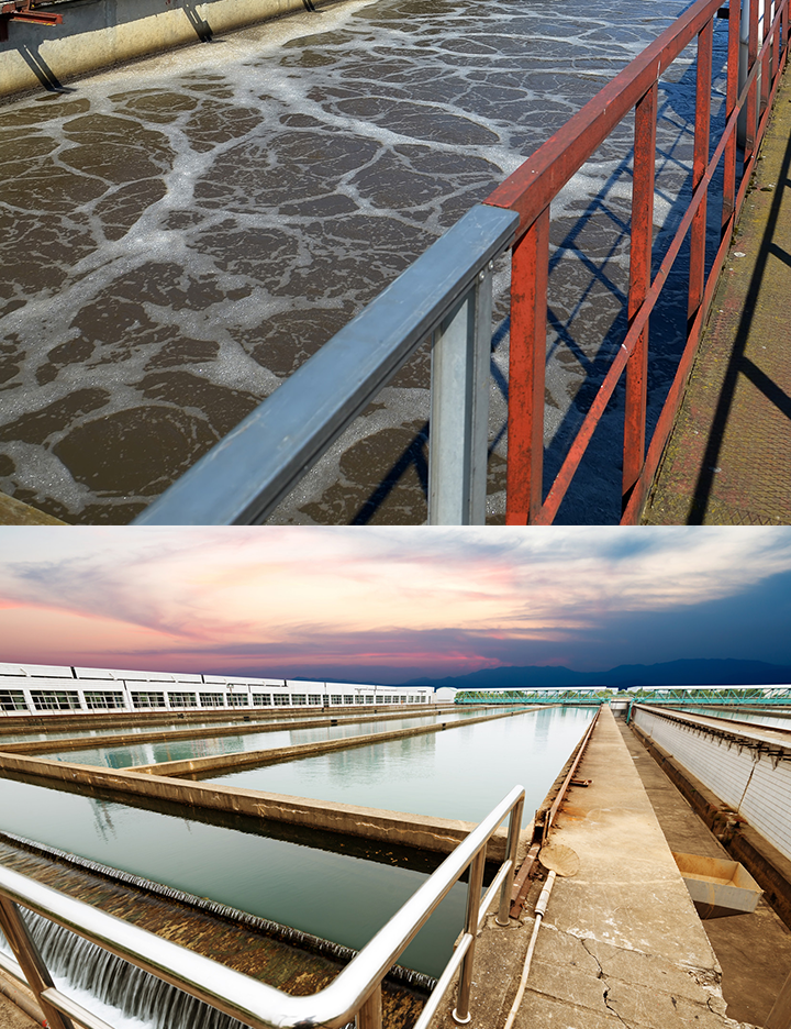 CHEMICALS FOR WASTE WATER TREATMENT - Khan Associates